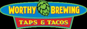 Worthy Taps & Tacos Logo