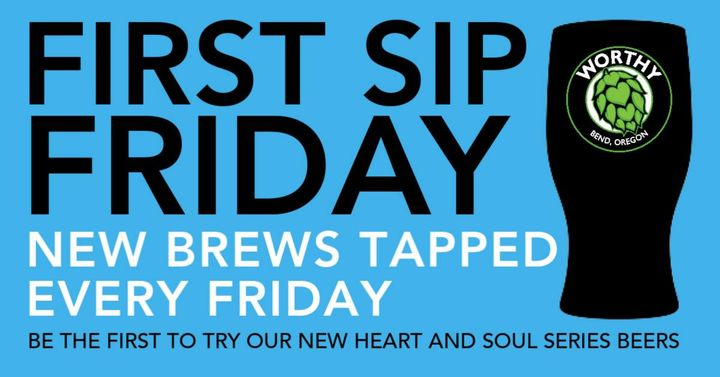 First Sip Friday